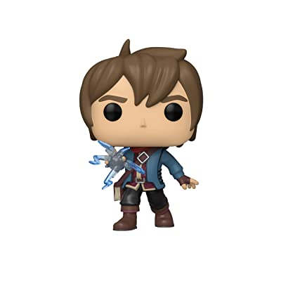 Funko Pop! Animation: Dragon Prince - Callum, Multicolor: Toys & Games