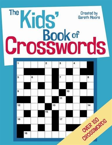 The Kids' Book of Crosswords: Gareth Moore: 8601404255342: Amazon ...