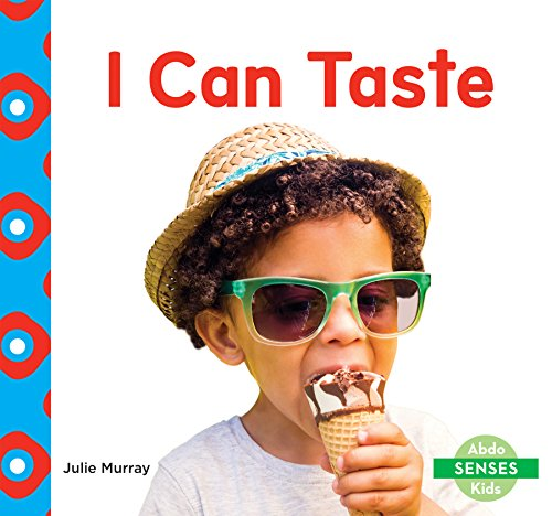 Book Cover: I Can Taste
