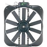 Flex-a-lite 30 Electra-Fan II Black 15'' Electric Fan