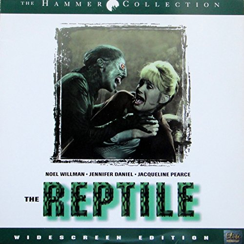 The Reptile (LASERDISC) ()