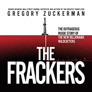The Frackers Audiobook