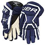 Bauer Youth Supreme 150 Glove, Navy, 8