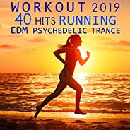Workout 2019 40 Hits Running EDM Psychedelic Trance Session Two (1 Hr DJ Mix)