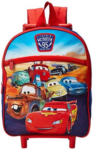 Disney Boys Rolling Backpack Multi