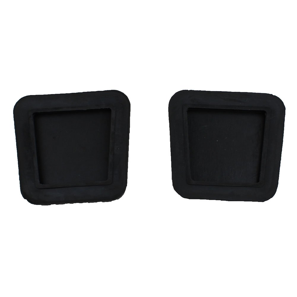 LARBLL Pair Brake Clutch pedal pad Cover fit For Mazda MX-3//6 RX-7 323 626 929 B-Series MPV S083-43-028