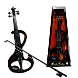 Alizzee Electronic Christmas Xmas Baby Child Music Violin Children's Musical Instrument Kids Birthday Christmas Gift, Cartoons Intelligence Education Violin Bow Musical Toy