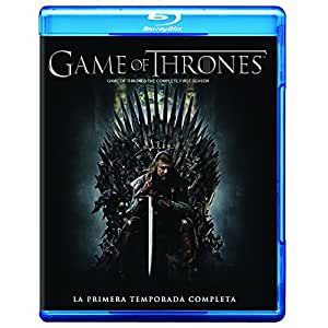 Game of Thrones, Temporada 1 [Blu-ray]