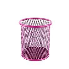 Leviatan - Vaso para bolígrafo, color rosa