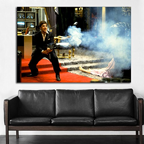 compare price to scarface poster framed tragerlawbiz