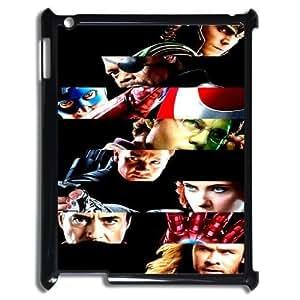 The Avengers YT7034482 Phone Back Case Customized Art Print Design Hard Shell Protection Ipad2,3,4