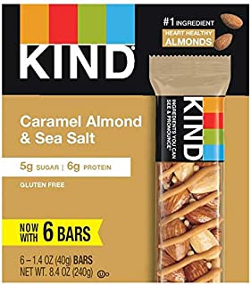product image for KIND Caramel Almond & Sea Salt Bars (Pack of 2)