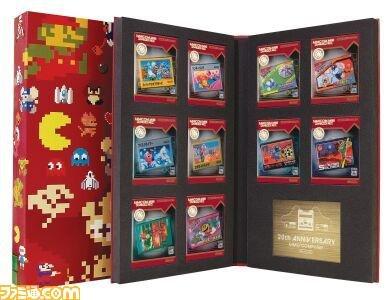 任天堂 ファミコンミニ ソフト30本+コレクションBOX3冊 フルコンプリートセット