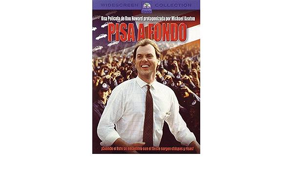 Pisa a fondo: Amazon.es: Michael Keaton, Ron Howard: Cine y ...