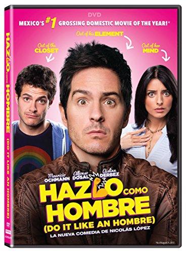 Hazlo Como Hombre  Do It Like An Hombre  [DVD] [DVD] - Seller: Deep_Discount_Entertainment - New / Nuevo (D)