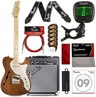 Squier by Fender Classic Vibe Telecaster Guitarra eléctrica ...