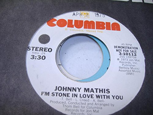 Johnny Mathis - Johnny Mathis 45 Rpm I