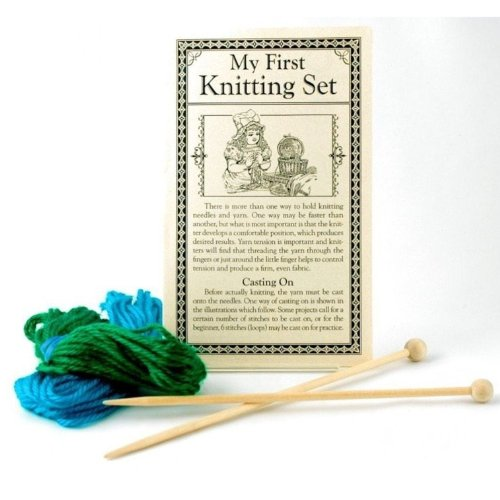 My First Knitting Set