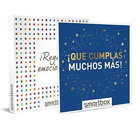 Smartbox Feliz cumpleaños: ¡Que cumplas Muchos más Caja ...
