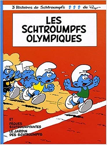 Image result for schtroumpf olympique