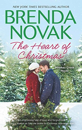 The Heart of Christmas (A Whiskey Creek Novel Book 7) by [Novak, Brenda]