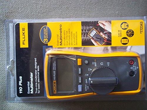 Fluke 110 Plus essential multimeter true-rms 772343