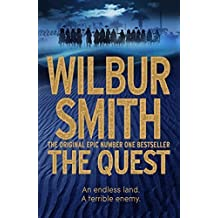 The Quest (Ancient Egypt 4) by Wilbur Smith (2014-10-09)