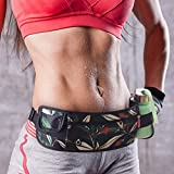 Supstar Adjustable Running Belt Pouch with Water Bottle Carrier for Sports Walking Hiking Workout Runner – Multifunction Waist Pack Pockets for Cash Key & iPhone 7 Plus 6S S7 S8 Holder Review