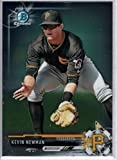 2017 Bowman Baseball Chrome Prospects #BCP70 Kevin Newman Pirates