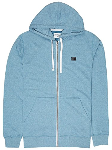 Hood Blue Homme Zip Day Washed All Billabong Pull vqwUgp6t