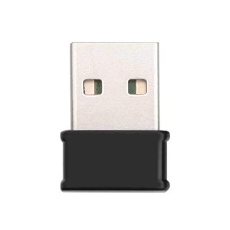 FancyswES8eety Mini Adaptador WiFi USB 802.11AC Dongle ...