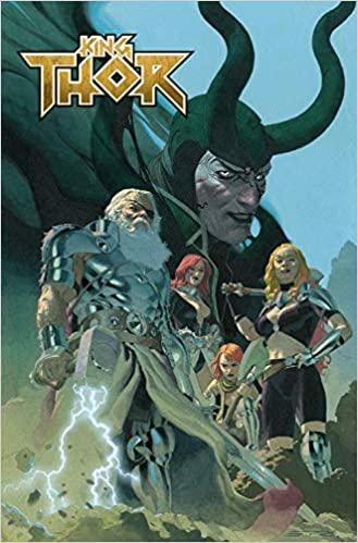 Amazon.com: King Thor (9781302921026): Jason Aaron, Esad ...