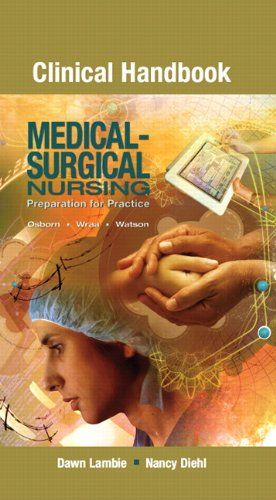 Clinical Handbook for Medical-Surgical Nursing