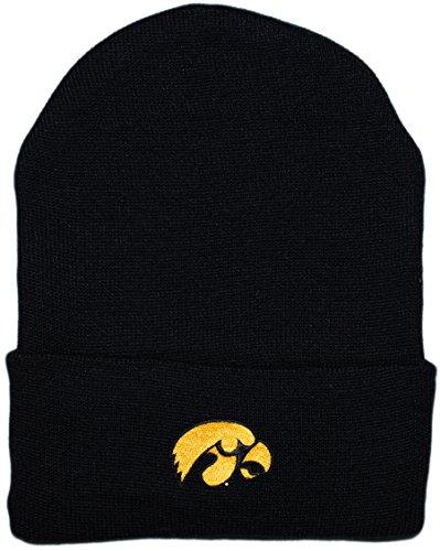 - University of Iowa Hawkeyes Newborn Knit Cap