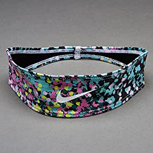Amazon Com Nike Youth 2 Quot Modern Graphic Headband One
