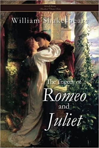Amazoncom The Tragedy Of Romeo And Juliet Standard