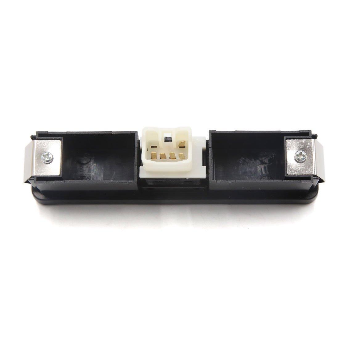 Sourcingmap 37995-60A00 Mando Consola 5 Pin Interruptor Botonera Elevalunas para Sidekick 1989-1991