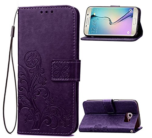 For S7 Case, S7 Case, Carryberry Galaxy S7 Case,Samsung S7 Wallet Case,Samsung Galaxy S7 leather Case,Samsung Galaxy S7 Leather Case,Fashion Wallet Case Cover for Samsung Galaxy S7