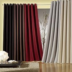 Vorhänge lassen sich sehr gut für den Wohnbereich als Raumteiler nutzen.