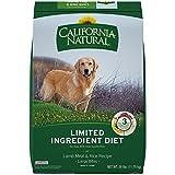 California Natural Adult Dog Lamb/Rice Large Bite
