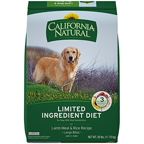 California Natural Adult Dog Lamb/Rice Large Bite