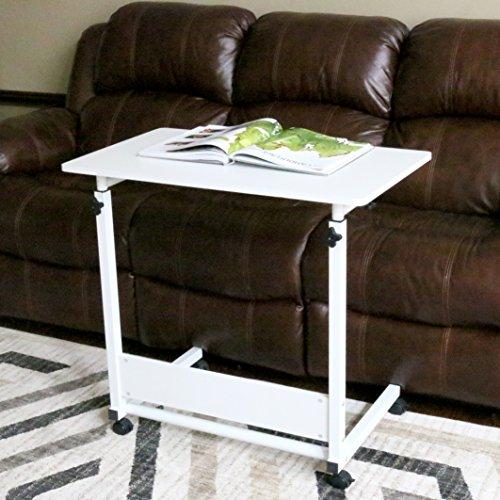 Unicoo Adjustable Laptop Cart Computer Table Drafting