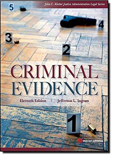 criminal behavior a psychological approach 11th edition pdf
