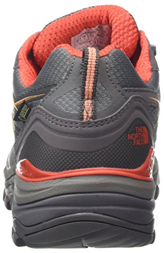 The North Face Women's Hedgehog Fastpack GTX (EU) Low Rise Hiking Boots Grey (Q-silver Grey/Desert Flower Orange 4fv) free shipping release dates x7hbMd