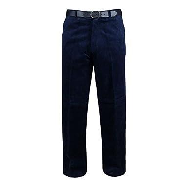 f6bc40eebf53 Carabou Thick Corduroy/Cord Trousers Inside Leg: 27