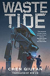 Book Cover: Waste Tide