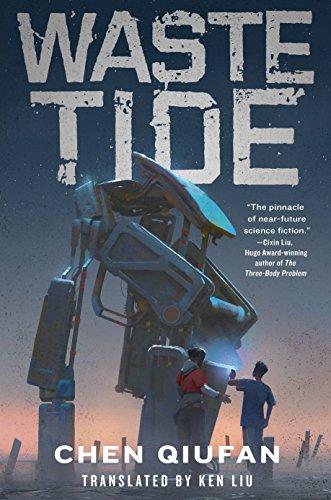 Book Cover: Waste Tide