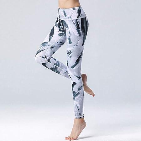 NSYJKPantaloni da yogaPantalones de Yoga para Mujer ...