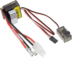 320A ESC Brushed Brush Speed Controller RC AUTO Car Truck Boat Reverse 1//8 1//10