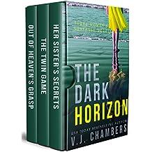 The Dark Horizon: Three Women's Suspense Novels